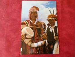 Bolivia An Indian Chief From The High Plateau - Bolivie