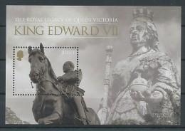 JERSEY Mi.Nr.  Block 104 König Edward VII - MNH - Jersey