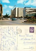 Wabera Street, Nairobi, Kenya Postcard Posted 1968 Gb Stamp R H Gudka - Kenya
