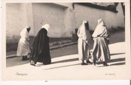 SARAJEVO (CARTE PHOTO AVEC FEMMES VOILEES) - Bosnie-Herzegovine