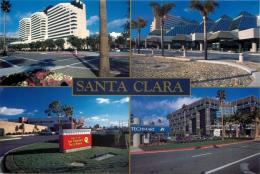 Santa Clara, California, United States US Postcard - Etats-Unis