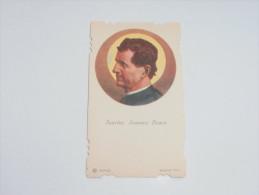 SANTINI/SANTINO - SANCTUS JOANNES BOSCO - PREGHIERA - Images Religieuses