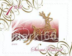Finland - 2009 - Christmas - Mint Personalized Stamp - Finland