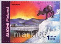 Finland - 2002 - Christmas - Mint Stamp - Finland