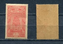 PORTUGUESE INDIA * 1931 * ST. FRANCIS XAVIER - Portuguese India
