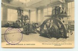 Grand Centre D´Emission De SAINTE-ASSISE - Salle Des Groupes électrogènes De Secours De La Station Continentale - Autres Communes