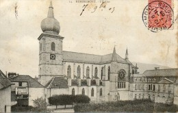 Remiremont - L'église - Remiremont