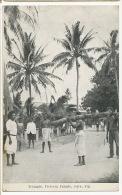 Suva Fiji Triangle , Victoria Parade - Fidji