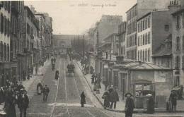 29 BREST La Rue De La Porte - Brest
