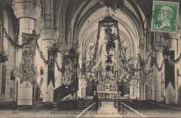 45 CHATILLON-sur-LOIRE  Intérieur De L'Eglise - Chatillon Sur Loire