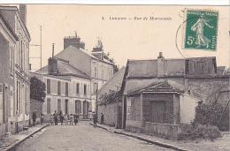 23418 -LIMOURS EN ESSONNE RUE DE MARCOUSSIS - 4 Ed Lib Nouvelle Rambouillet