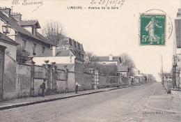 23421 -LIMOURS EN ESSONNE AVENUE DE LA GARE  -lib Prel Limours - - Limours