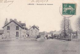 23424 -LIMOURS EN ESSONNE Boulevard De Valmenil  -lib Prel Limours -