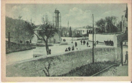 VALONA (VLORA)  PIAZZA DEL COMANDO - Albanie