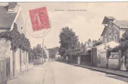 23425 -LIMOURS EN ESSONNE - AVENUE DE LA GARE - Bourdier Imp Ed Versailles - - Limours