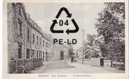 STEINFORT - Rue Rodemer - Rodemerstrasse - Carte Circulée En 1921 - Luxembourg - Ville