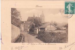 23429 -LIMOURS EN ESSONNE EGLISE - Rue De La FERRONNERIE  304 Ed ( Leopard)?