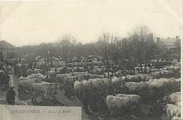 Allier : Cosne Sur L'Oeil, Foire D'Avril - Autres Communes