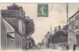 23436 -LIMOURS Avenue De La Gare - La Poste - Ed Vve Coiscaud