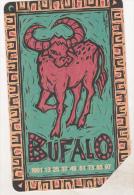 Italy Old Phonecard - Zodiac Signs - Bufalo - Zodiaco
