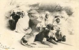 Algerie - La Lionne Du Marabout - Hommes