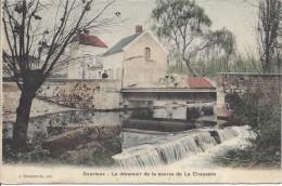 CPA, Gouvieux Le Déversoir De La Source De La Chaussé - Gouvieux