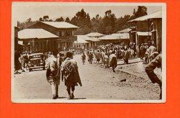 ADDIS ABEBA - Via Tripoli Ethiopie - Ethiopie