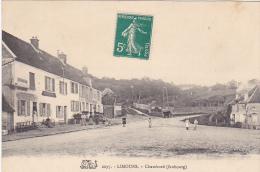 23441 LIMOURS Faubourg Chambord -salamandre 2097 -enfants- Café Restaurant Rongidere? Marge... - Limours