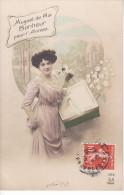 23443 Muguet De Mai Bonheur De L'année -AN Paris 986 - Femme Cadeau Fleur - Non Classés