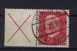 Deutsches Reich ZD W 30.1 gestempelt used