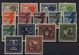 Lot Österreich Michel No. 468 - 471 , 479 - 484 , 489 - 493 * Ungebraucht - Ungebraucht