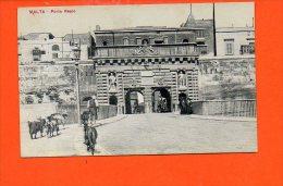 MALTE - MALTA - Porta Reale - Malte