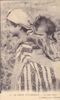 23450 Le Maroc Pittoresque Deux Soeurs - 10 Grebert Photo Casablanca - Femme Enfant - Maroc