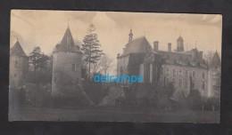 CPA Photo - FONTAINE L' EVEQUE - Le Pensionnat - 1904 - Fontaine-l'Evêque