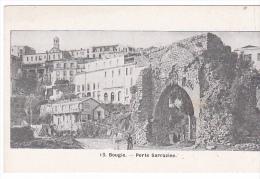 23454 Bougie Porte Sarrazine -  13 Ed ?? - Autres Villes