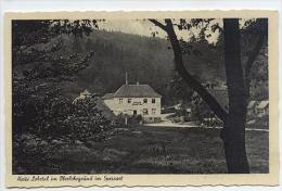 Spessart , Haus Lohrtal Im Oberlohrgrund , Alte Ak - Ohne Zuordnung