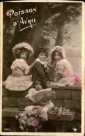 POISSON D AVRIL ENFANTS N°821 CLOCHE AILEE - Erster April