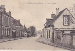 23468 CHATEAUNEUF En THYMERAIS - Rue De Verneuil  -17 Foucault Dreux - Non Classés