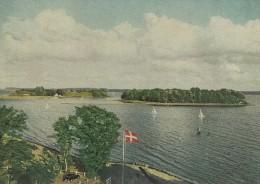 Okseøerne    Flensborg Fjord     Denmark      # 03213 - Danemark