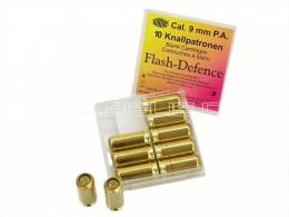 10 Cartouches Spéciales Flash Defense - Decorative Weapons