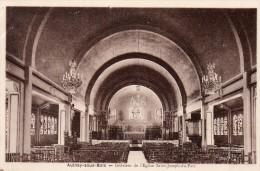 93 Aulnay Sous Bois Interieur De L'Eglise Saint Joseph - Aulnay Sous Bois