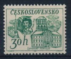 **Czechoslovakia 1968 Mi 1774 MNH - Unused Stamps