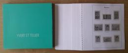 Lot SC - Yvert Et Tellier - Monaco - 1972 à 1980 - Prix Catalogue 132 Euros -50% - Pre-printed Pages