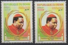 Bénin 2011 Cardinal Bernardin Gantin Kardinal Religion Church Kirche 1922-2008 MNH** - Bénin – Dahomey (1960-...)