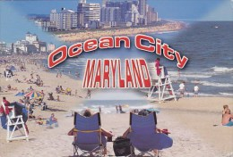 One Of The Most Popual Resort For Vistors Of All Ages Ocean City