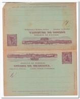 Nicaragua 1899, 3 Centavos Prepayed Postcard - Nicaragua