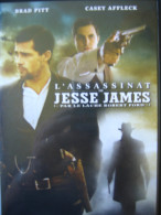 DVD Western L'ASSASSINAT DE JESSE JAMES Brad Pitt Casey Affleck - Western / Cowboy