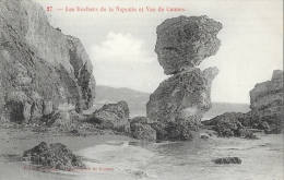 Les Rochers De La Napoule Et Vue De Cannes - Frankreich
