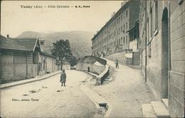 01 TENAY / Cités Quinson / - France