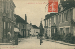 89 COURSON LES CARRIERES / Un Coin De La Ville / - Courson-les-Carrières